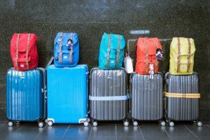 空港利用者増加中