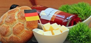 ドイツゆかりの地