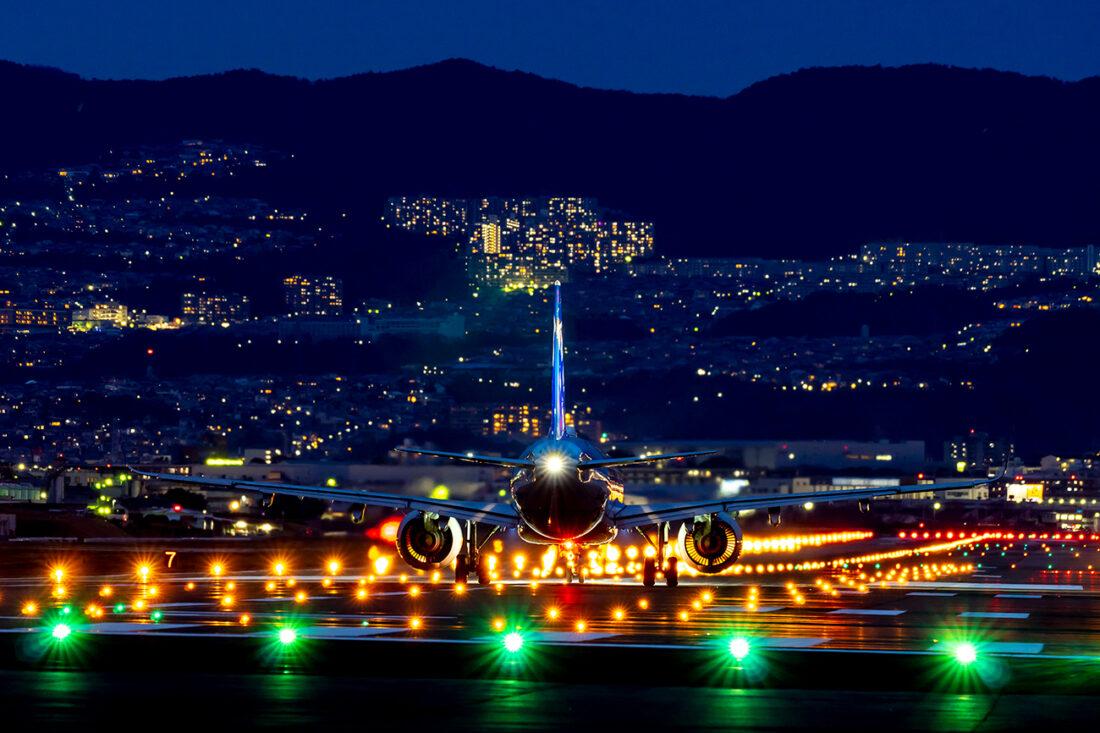 目的地空港