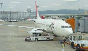 連休の空港